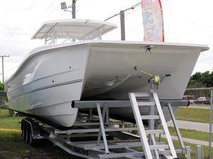 New Twin Vee Oceancat 360 SE Power Catamaran Boat For Sale