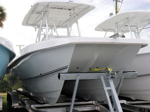 New Twin Vee 260 GF Oceancat Power Catamaran Boat For Sale