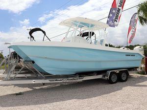 New Twin Vee 260 SE Oceancat Power Catamaran Boat For Sale