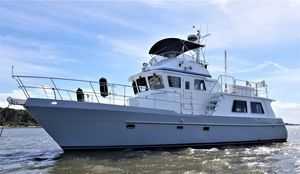 Used Seahorse Trawler Raised Pilothouse Boat For Sale