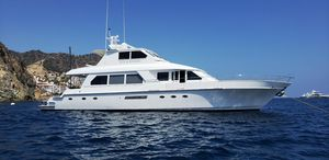 Used Forbes Cooper 80' Motor Yacht Motor Yacht For Sale