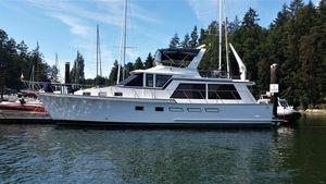 Used Ocean Alexander MK II Pilothouse 50 Motor Yacht For Sale