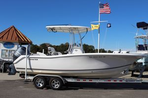 Used Tidewater 220 Adventure Center Console Fishing Boat For Sale