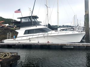 Used Pacemaker 40 Sportfisherman Motor Yacht For Sale