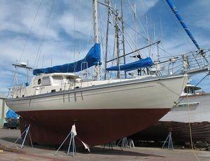 Used Custom Skookum-schaefer Cutter Sailboat For Sale