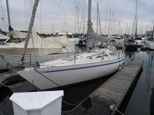 Used Yamaha Boats 37 Sloop Racer and Cruiser Sailboat For Sale