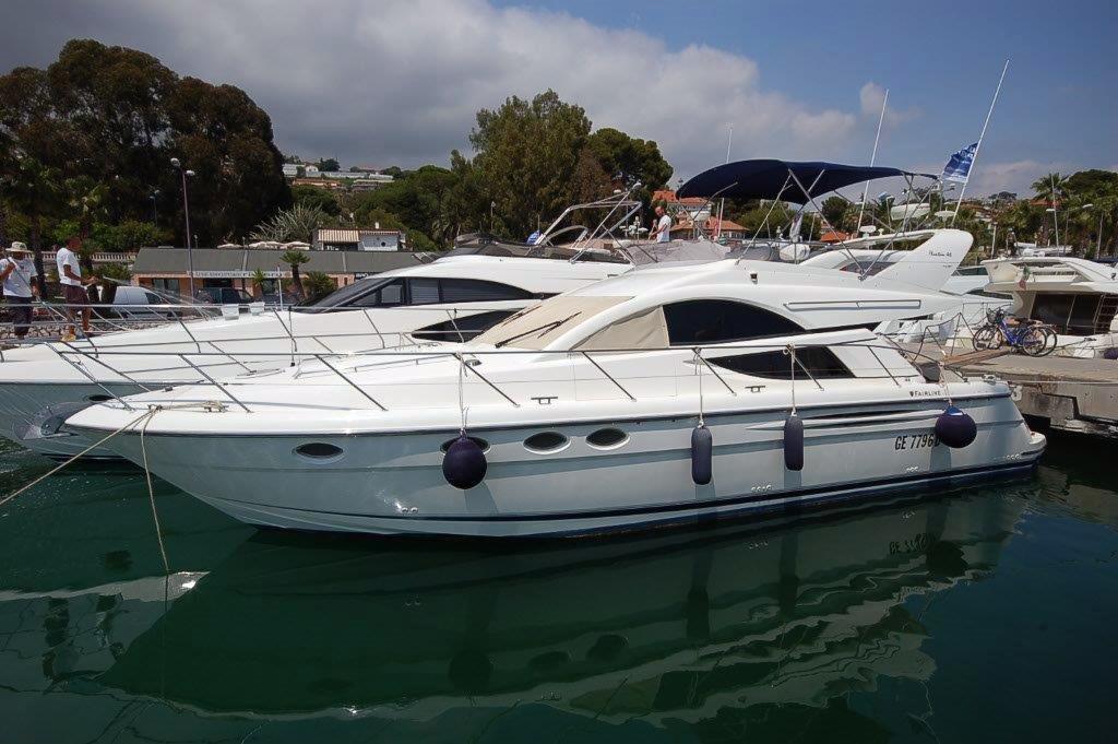 Used Fairline Phantom 46 Motor Yacht For Sale