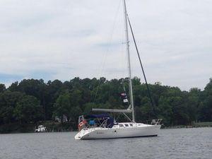 Used Beneteau 35.5 Cruiser Sailboat For Sale