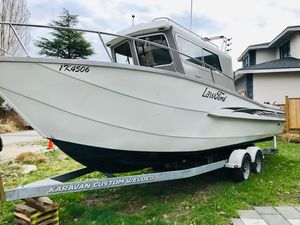 Used Kingfisher 2625 Harbercraft Pilothouse Boat For Sale