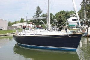 Used Moody 38 Cruiser Sailboat For Sale
