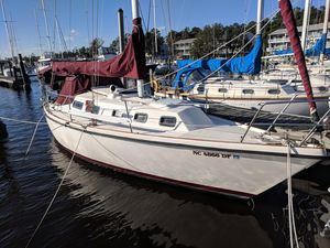 Used Seafarer Swiftsure 30 Sloop Sailboat For Sale
