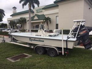 Used Maverick Boat Co. 21 Master Angler Saltwater Fishing Boat For Sale