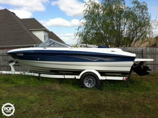 Used Bayliner 195 Runabout BR Bowrider Boat For Sale