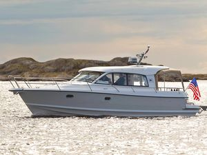 New Nimbus 365 Coupe Cruiser Boat For Sale