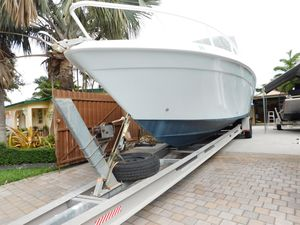 Used Contender 35 Center Console Center Console Fishing Boat For Sale