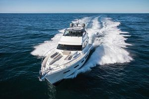 New Riviera 72 Sports Motor Yacht- IN Stock Motor Yacht For Sale