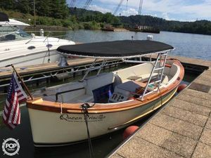 Used Uniflite Whaleboat 26 Passenger Boat For Sale