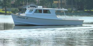 Used Chesapeake 36 Deadrise Cuddy Cabin Boat For Sale