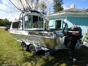 Used Motion Marine Mojet SX Freshwater Fishing Boat For Sale