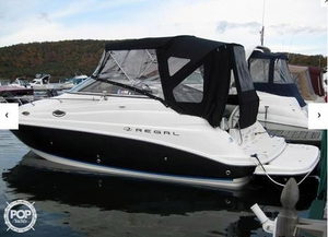 Used Regal 2665 Commodore Express Cruiser Boat For Sale