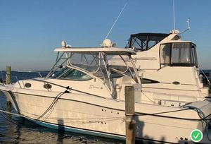 Used Stamas 34 Express Sports Fishing Boat For Sale