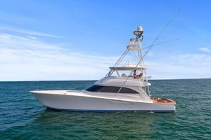 Used Viking 66 Convertible Fishing Boat For Sale