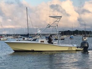 Used Rybo Runner 30 Center Console Center Console Fishing Boat For Sale