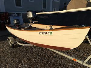 Used Stur-Dee 16 Amesbury Commercial Boat For Sale