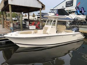 Used Pursuit C238 Center Console Fishing Boat For Sale