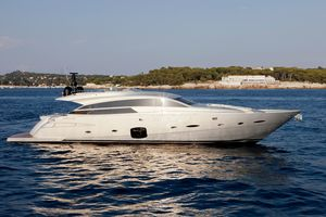 Used Pershing 92 Motor Yacht For Sale