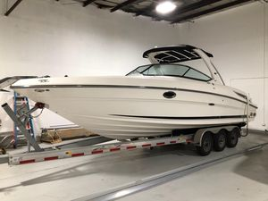 Used Sea Ray 300 SLX Bowrider Boat For Sale