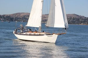 Used Cape George Cruiser Sailboat For Sale