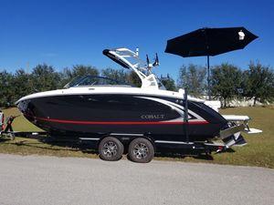 New Cobalt R5R5 Bowrider Boat For Sale
