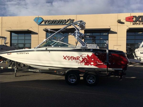 Used Mastercraft XStarXStar Ski and Wakeboard Boat For Sale
