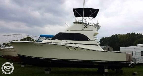Used Luhrs 320 Tournament Convertible SF Sports Fishing Boat For Sale