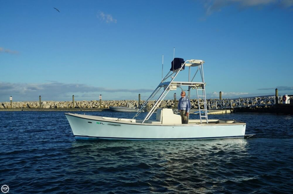 Used Morgan 24 Center Console Center Console Fishing Boat For Sale