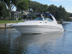 Used Sea Ray 320da Sterndrive Express Cruiser Boat For Sale