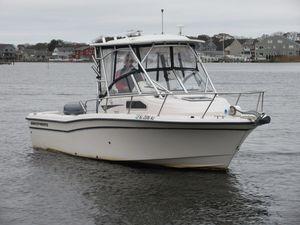 Used Grady-White Seafarer 226 Cruiser Boat For Sale