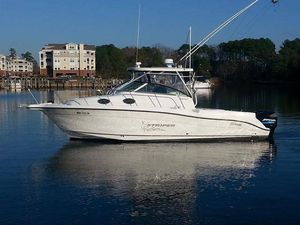Used Seaswirl Striper 2901 Walkaround O/B Center Console Fishing Boat For Sale
