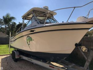 Used Grady-White Dolphin 250 Walkaround Fishing Boat For Sale