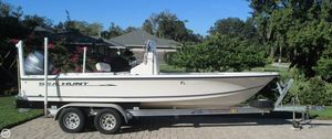Used Sea Hunt 22 Navigator Bay Boat For Sale