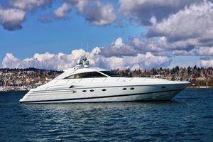 Used Princess V-65 Motor Yacht For Sale