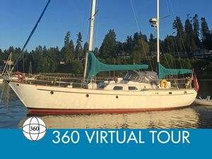 Used Transpacific Marine Transpac 49 Ketch Cruiser Sailboat For Sale