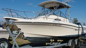 Used Grady-White 232 Gulfsteam Cuddy Cabin Boat For Sale