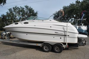 Used Chaparral Signature 260 Cruiser Boat For Sale