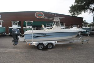 Used Hydrosport 230 Saltwater Fishing Boat For Sale