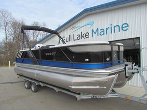 New Crest Caliber 230Caliber 230 Pontoon Boat For Sale