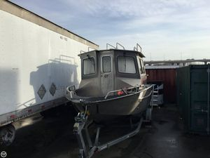 Used Bridgeview Marine 22 Pilothouse Boat For Sale