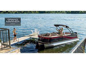 New Harris Flotebote Grand Mariner 250 Pontoon Boat For Sale