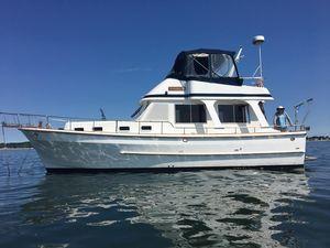 Used Present Yachts Europa Sedan (chb) Trawler Boat For Sale